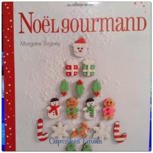 Livre Noël Gourmand