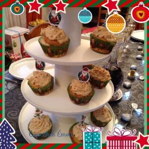 Cupcakes foie gras et figues