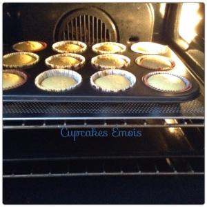 cupcakes au four