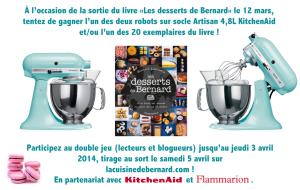Jeu La Cuisine de Bernard