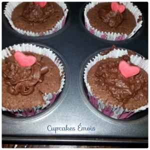 Cupcake sans farine