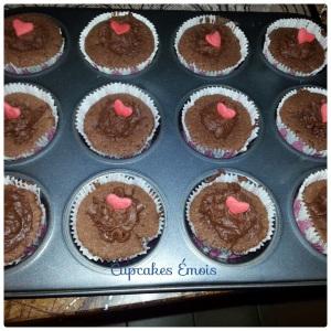 Cupcakes sans farine