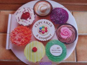 livre cupcakes à croque