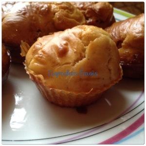 Muffin aux figues et foie gras.